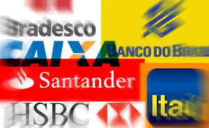 empresas do setor bancário