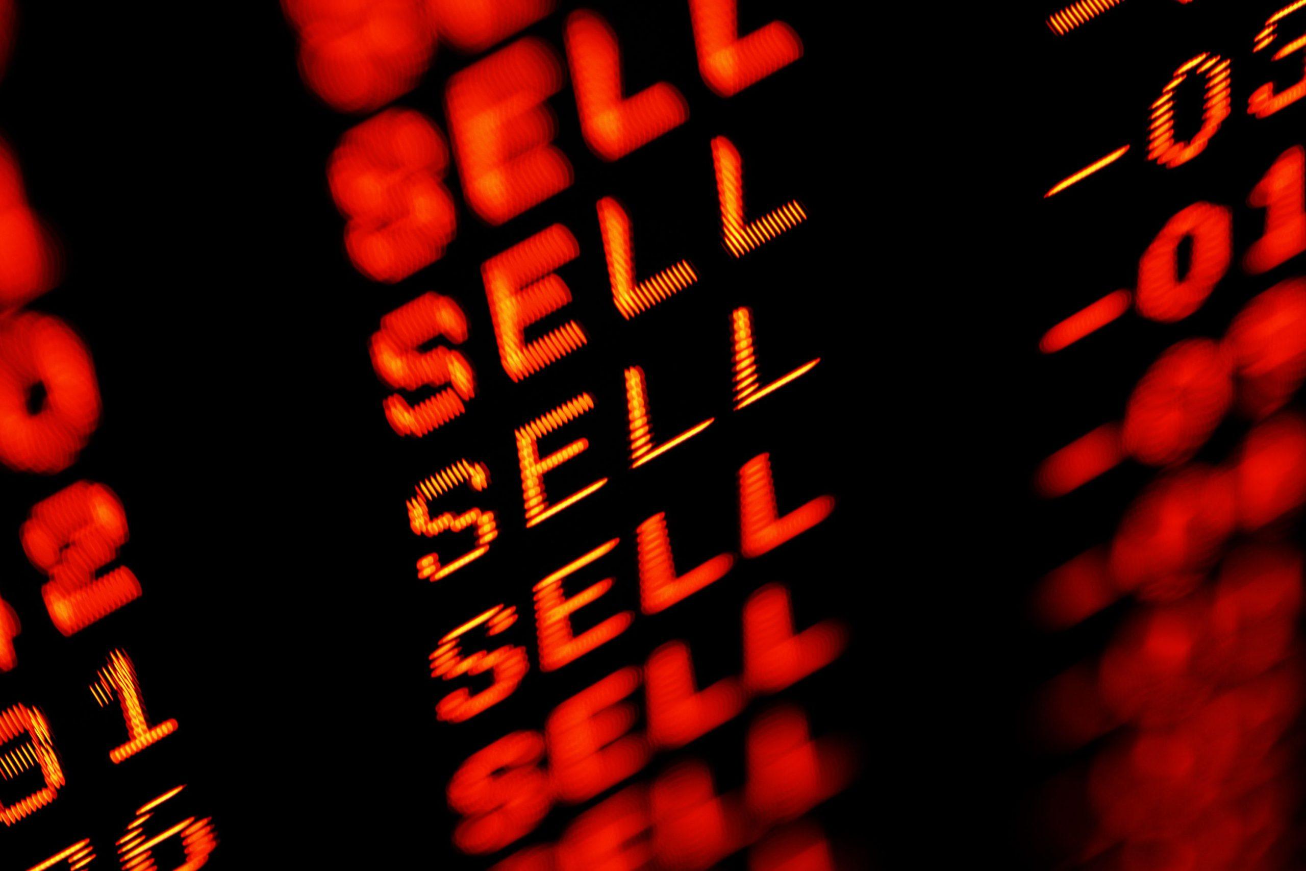 venda de ações