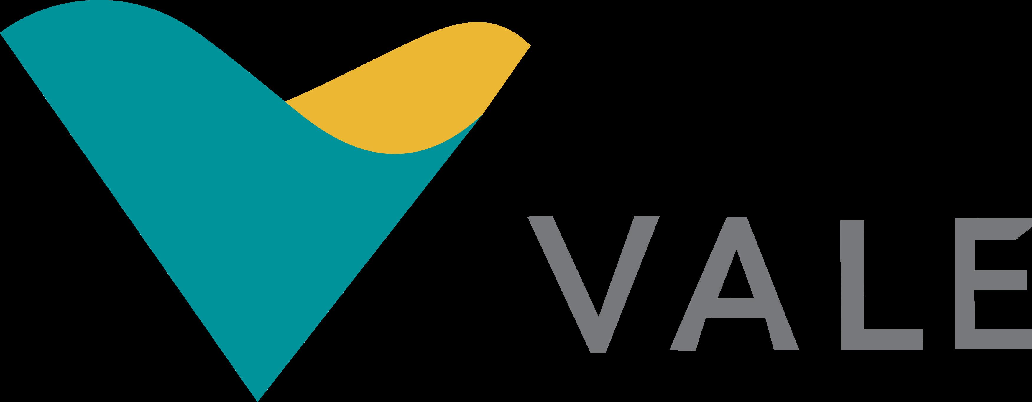 Logotipo da Vale